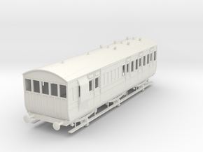 o-43-ger-d533-6w-brake-third-coach in White Natural Versatile Plastic