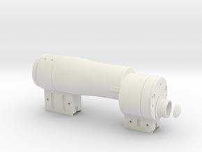 imperial E-10R blaster front scope in White Natural Versatile Plastic