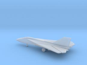 General Dynamics F-111B Aardvark (swept wings) in Smooth Fine Detail Plastic: 6mm