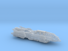Cruiser Glamorgan Class in Smooth Fine Detail Plastic