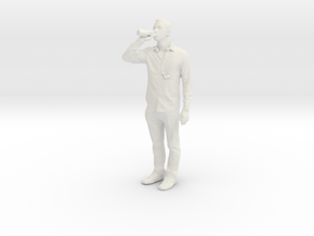 Printle T Homme 179 - 1/32 - wob in White Natural Versatile Plastic