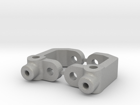 RC10B3 - 5 DEGREE - DIRT OVAL - CASTOR BLOCk in Aluminum