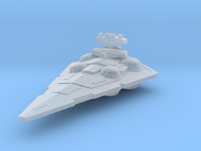Imperial Interdictor Star Destroyer I  in Smooth Fine Detail Plastic