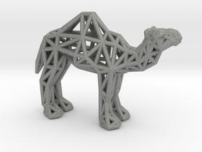 Dromedary Camel (adult) in Gray PA12