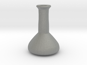 Volumetric Flask Pendant in Gray Professional Plastic