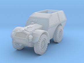 Autocarro Protetto scale 1/100 in Smooth Fine Detail Plastic