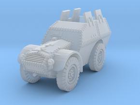 Autocarro Protetto (shields) scale 1/100 in Smooth Fine Detail Plastic