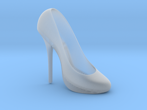 Right Classic Pumps Shoe in Smooth Fine Detail Plastic