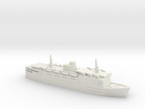 1/1200 MF Apollo Express in White Natural Versatile Plastic
