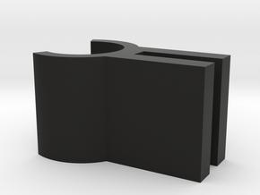 Sinclair C5 Chain Tensioner Clip in Black Natural Versatile Plastic