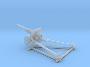 1/144 IJA Type 96 15cm Howitzer in Smooth Fine Detail Plastic