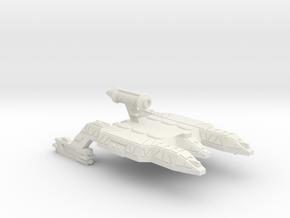3125 Scale Lyran JagdPanther Light Cruiser CVN in White Natural Versatile Plastic