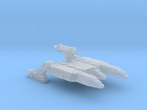 3125 Scale Lyran JagdPanther Light Cruiser CVN in Smooth Fine Detail Plastic