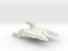 3125 Scale LDR Multi-Role Light Cruiser CVN in White Natural Versatile Plastic