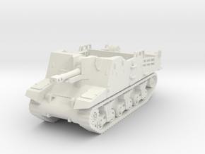 Sexton II mid scale 1/100 in White Natural Versatile Plastic