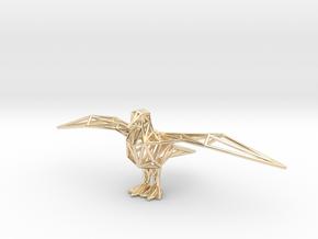 Gull in 14K Yellow Gold