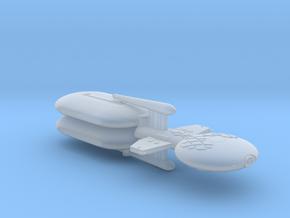 3125 Scale Gorn Brontosaurus+ Fleet Tug (2 Pods) in Smooth Fine Detail Plastic