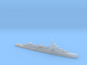US Fletcher-class Destroyer in Smooth Fine Detail Plastic