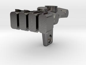PRHI Kenner Star Wars Blockade Runner Keychain in Polished Nickel Steel