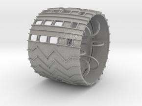 curiosity_wheel_5dia_12mm_hex in Aluminum
