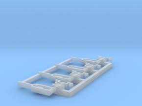 Float Bridge Rail Alignment Jack in Smoothest Fine Detail Plastic