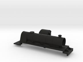 NWR #3 Old Shape Body Shell in Black Premium Versatile Plastic