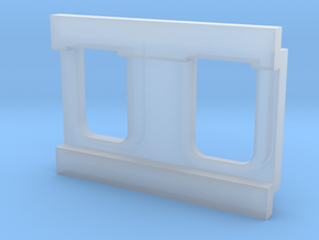 Right Window in Smoothest Fine Detail Plastic