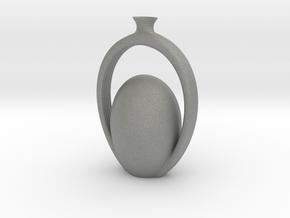 Vase 18221gg in Gray PA12