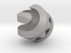 Hexasphericon Bearing in Aluminum