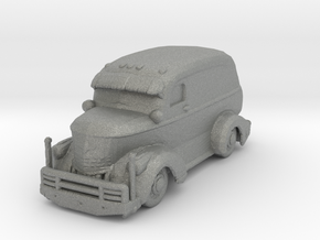 Jeepers Creeper Van v2 220 scale in Gray Professional Plastic
