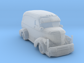 Jeepers Creeper Van v2 285 scale in Smooth Fine Detail Plastic