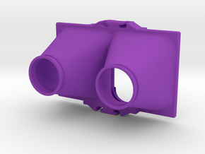 "NEODiVR ""CLiPi"" Lens Body (1 of 3) in Purple Processed Versatile Plastic"