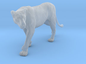 Lion 1:16 Walking Lioness 2 in Smooth Fine Detail Plastic
