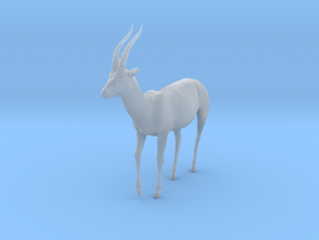 Thomson's Gazelle 1:6 Walking Male in Smooth Fine Detail Plastic