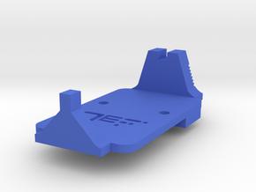 RMR Mount for M&P40 M&P9 in Blue Processed Versatile Plastic