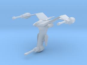 Starcraft Terran Wraith in Smooth Fine Detail Plastic