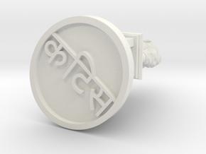 SovietLady in White Natural Versatile Plastic