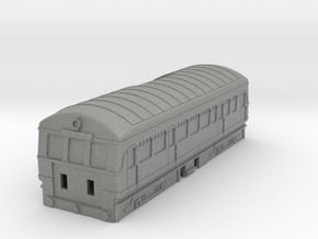 Plarail Compatible Railcar in Gray Professional Plastic