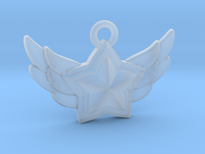 Star Guardian - First Star (Charm) in Smoothest Fine Detail Plastic