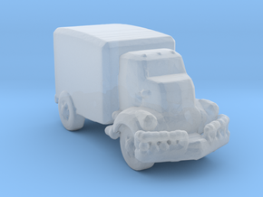Jeeper's creeper Van v1 285  scale in Smooth Fine Detail Plastic