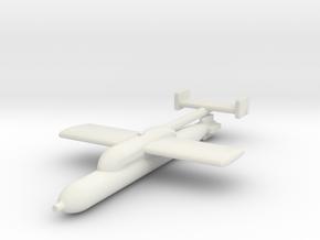 (1:144) L10/LT950D in White Natural Versatile Plastic