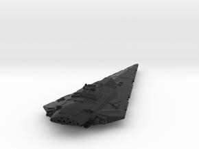 "Imperial Bellator Star Dreadnought 7""/18cm - for T in Black Natural Versatile Plastic"