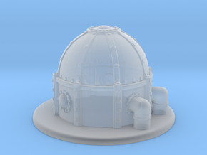 Industrial dome Epic WH40k in Smooth Fine Detail Plastic