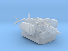 VTOL Atlas Class Dropship w/cargo module in Smooth Fine Detail Plastic