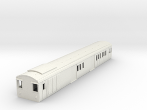 o-87-gec-baggage-57ft-coach-1 in White Natural Versatile Plastic