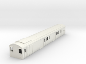 o-87-gec-baggage-59ft-coach-1 in White Natural Versatile Plastic