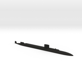 SSN-683 PARCHE 1250 WL 20180804 in Black Premium Versatile Plastic
