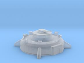 Bunker SCIFI in Smooth Fine Detail Plastic