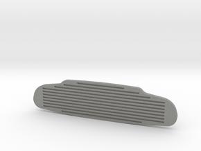 INSERT-TM-MANTA-GRV-HP in Gray Professional Plastic