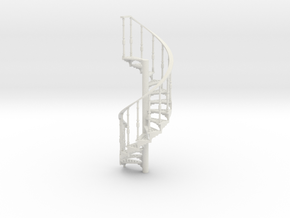 s-32-spiral-stairs-market-lh-1a in White Natural Versatile Plastic